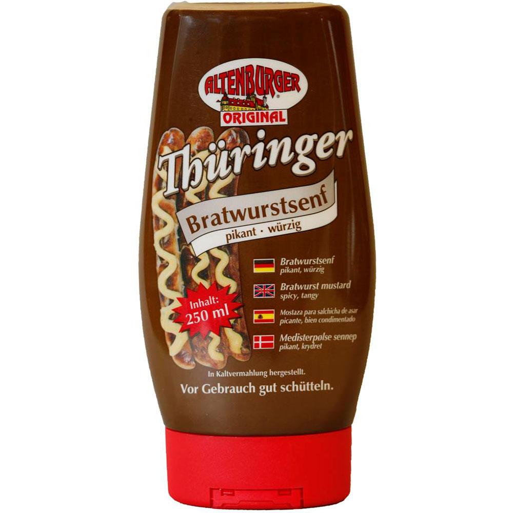 Thüringer Bratwurst-Senf
