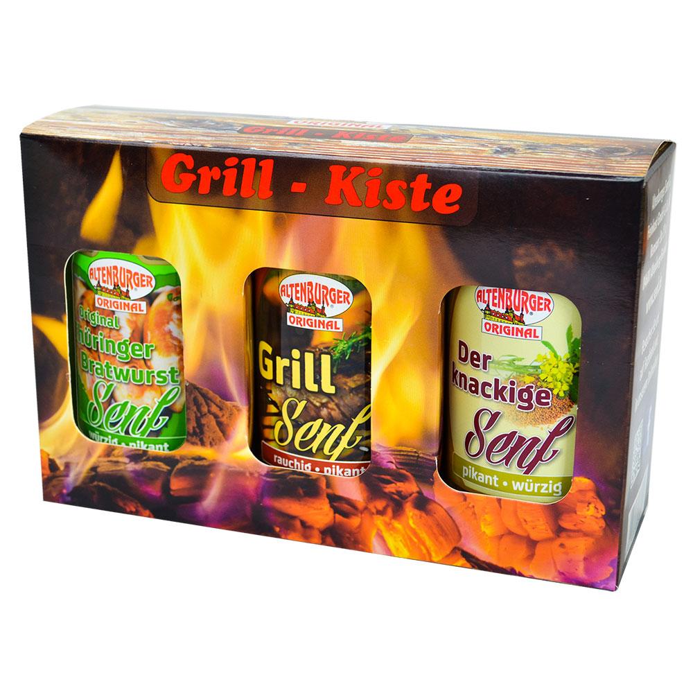 Grill-Kiste